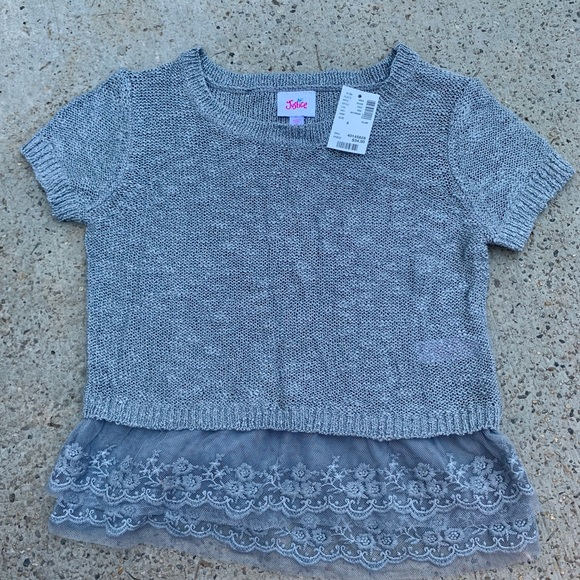 Justice Other - Girls Justice top size 8